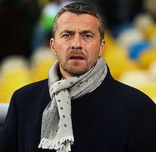Slaviša Jokanović Serbian association football manager and former player