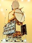 DORIS POS3B antennae on satellite (23710084593).jpg