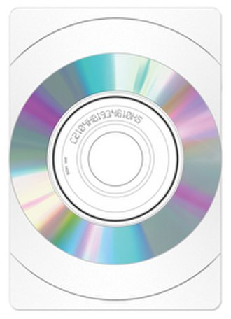 DVD card - Image: DVD card