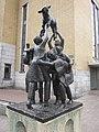 Dans om het gouden kalf Fri Heil Koningsplein Arnhem.jpg