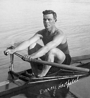 Darcy Hadfield - Darcy Hadfield c. 1920