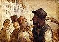 Daumier - Workmen on the Street, 1838–1840.jpg