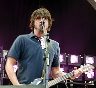 Foo Fighters (album) - Dave Grohl wrote and recorded the album's songs by himself.