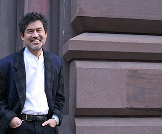 David Henry Hwang -  David Henry Hwang at the Public Theater in New York City in 2008.