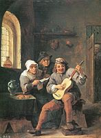 David Teniers the Younger - The Lute Player.jpg