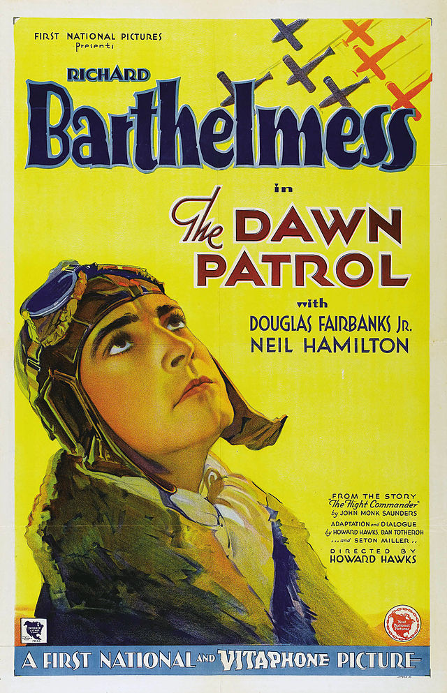 The Dawn Patrol 1930 Film Wikiwand