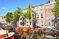 De VROUWE JANS uit 1914 in Alkmaar, onderweg naar de reunie 2014 van de LVBHB in Den Helder (03).JPG