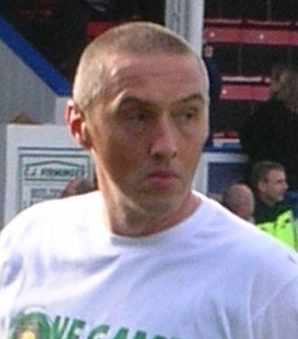 Dean Kiely - Kiely warming up for West Bromwich Albion in 2007