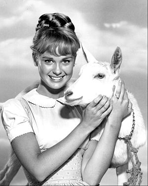Debbie Watson (actress) - Watson as Tammy in 1965.