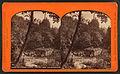 Deer hunters cabin, among the Alleghenies, by R. A. Bonine.jpg