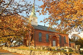 Degernes - Degernes Church