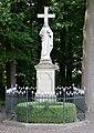 Denkmalliste Südlohn Nr. 25 Herz-Jesu-Statue Hof Hagemann.jpg
