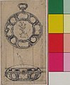 Design for a Gold Watchcase Showing Front and Elevation MET 44.66.1.jpg