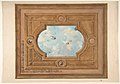 Design for a ceiling with a trompe l'oeil sky filled with birds MET DP811792.jpg