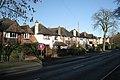 Detached houses, Station Road, Dorridge - geograph.org.uk - 2191863.jpg