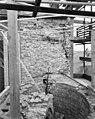 Detail muurwerk bij traptoren aan de zuid-zijde dakhoogte - 's-Gravenhage - 20085094 - RCE.jpg