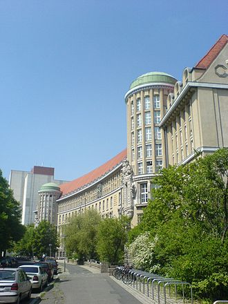 German National Library - The German National Library in Leipzig