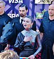 Diana Hajiyeva (Dihaj) on the Red Carpet Ceremony Kyiv Eurovision 2017.jpg