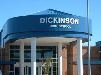 Dickinson Independent School District - Dickinson High School