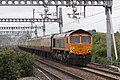 Didcot Parkway - GBRf 66723 excursion to Cardiff.JPG