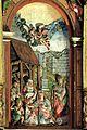 Die Kanzel aus dem Jahr 1581 mit einem fantastischen Bildprogramm. Geburt Jesu.jpg