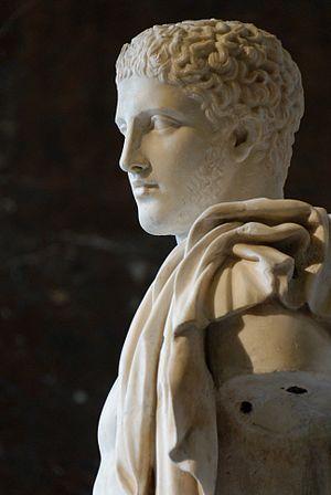 La statua è in marmo bianco purissimo e rappresenta Diomede. Diomede è presentato qui con poca barba sulle sole guance, appena percettibile al tatto. Ha capelli ricci, corti. Il suo sguardo guarda lontano, nell'infinito forse. Quest'espressione enigmatica, ma allo stesso tempo pensosa riflette le sue imprese. In quest'opera sta rubando il Palladio, che però non si è conservato con l'opera. Sul suo busto si può scorgere anche una veste tipica dei Greci, ma anche dei senatori romani. Infatti l'opera è una copia romana del II o III secolo dopo Cristo ed è stata copiata dall'originale greco, che era naturalmente in bronzo, del V secolo prima di Cristo. Attualmente il busto è collocato all'interno della collezione del cardinale Richelieu esposta nel Museo del Louvre dal 1801. È collocata nel Museo nel 'Dipartimento di antichità greca, etrusca e romana', al piano terra, stanza 10. Spero sia stata utile la mia descrizione.