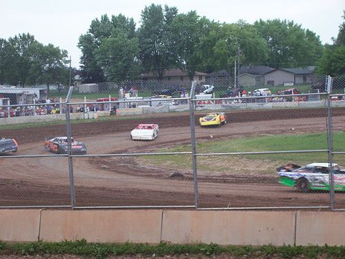 Dirt track racing - Wikiwand