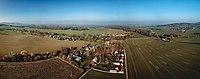 Doberschau-Gaußig Diehmen Aerial Pan.jpg