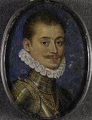 Don Juan van Oostenrijk (1547-87). Landvoogd der Nederlanden