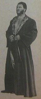 Don Leo Jonathan American-Canadian professional wrestler