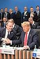 Donald Trump and Dominic Raab at 2019 NATO Summit.jpg