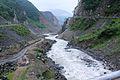 Dong River in Baoxing.jpg