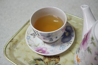 Platycodon - Doraji-cha (balloon flower root tea)