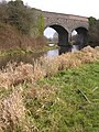 Double-arched railway bridge over the river Frome - geograph.org.uk - 96550.jpg