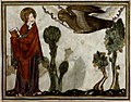 Douce Apocalypse - Bodleian Ms180 - p.027 Eagle's woe.jpg