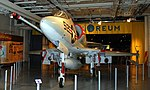 Douglas (AD4-2) A-4B Skyhawk, Intrepid Sea, Air and Space Museum, New York. (45619227125).jpg