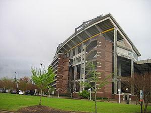 Dowdy–Ficklen Stadium - Image: Dowdy Ficklen Stadium 2