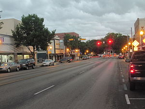 Downtown New Braunfels on rainy morning IMG 3258.JPG