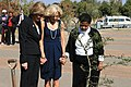 Dr. Jill Biden and Liz Berry Gips Plant Tree to Honor Youth Killed in 1976 (4693315949).jpg