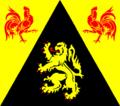 Drapeau de la province du Brabant Wallon.png