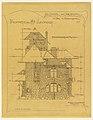 Drawing, Le Castel D'Orgeval au Parc de Beausejour, no. 7, 1904 (CH 18384931).jpg