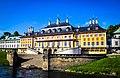 Dresden, Schloss Pillnitz, Wasser Palais, elbseitig (9650776225).jpg
