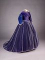 Dress of Mary Lincoln by Elizabeth Keckley - NMAH, 1359703.png