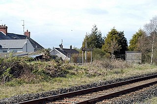 Cookstown Junction railway station