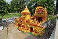 Durga Puja Pandal - Biswamilani Club - Padmapukur Water Treatment Plant Road - Howrah 2015-10-20 6073.JPG