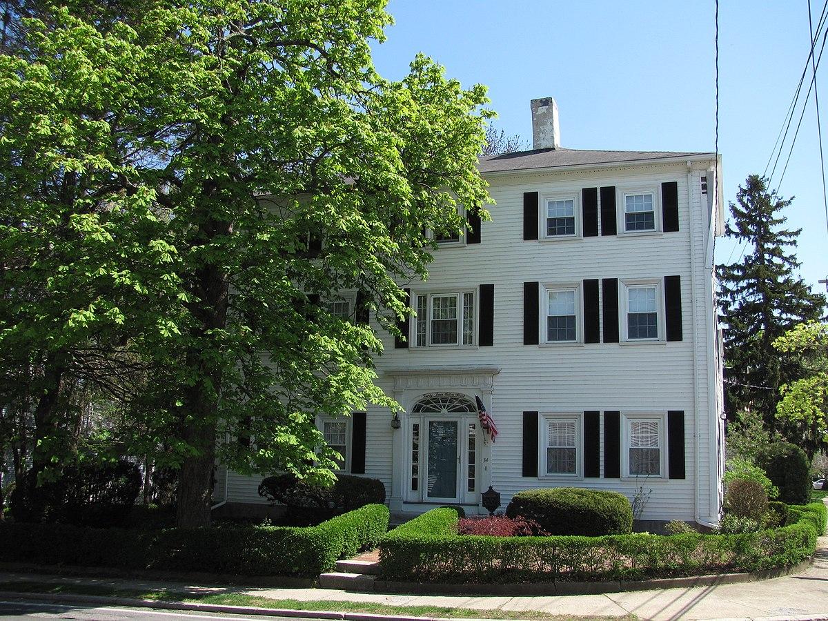 E boardman house wikipedia for Wakefield house