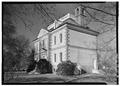 EAST (FRONT) ELEVATION, OBLIQUE VIEW - Mount Pleasant, East Fairmount Park, Philadelphia, Philadelphia County, PA HABS PA,51-PHILA,15-14.tif