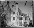EAST SIDE - Hext House, 207 Handcock Street, Beaufort, Beaufort County, SC HABS SC,7-BEAUF,11-8.tif