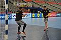 EHF EURO 2018 (rakomet) Trening na Makedonija 12.01.2018-3896 (27868733399).jpg
