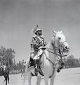 ETH-BIB-Kaiser Haile Selassie I. zu Pferd an einer Parade-Abessinienflug 1934-LBS MH02-22-0401.tif